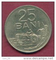 F2634 / - 25 Bani - 1960 - Romania Rumanien Roumanie Roemenie - Coins Munzen Monnaies Monete - Rumänien