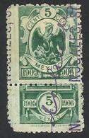 MEXICO--1906 - Mexiko