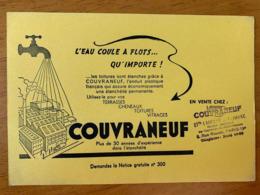 1 BUVARD COUVRANEUF - Blotters