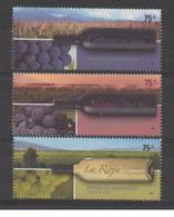 Argentine 2006 Vin Raisin Set Neuf Argentina 2006 Wine Grappe Mint Set - Vini E Alcolici