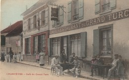 CHARTEVES - Cafe Du Grand TURC - Andere Gemeenten