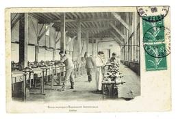 """75 PARIS Ecole Pratique D""""électricité Industrielle Atelier - Distretto: 18"""