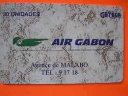 Télécarte Guinée équatoriale - Equatorial Guinea
