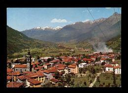 C3605 BRENO (BRESCIA) - PANORAMA VG 1968 - EDIZ. MOLINARI - Italia