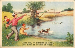 THEMES - HUMOUR - Allez Kiki, Va Chercher Le Bâton - Humor