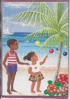 NOËL EN MARTINIQUE  Dessin De Sylvie Balmy - Barbados