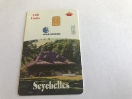 5:400 - Seychelles - Seychellen