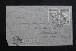 ARGENTINE - Enveloppe Commerciale De Buenos Aires Pour Les USA Avec Cachet De Censure, Affr. Plaisant - L 61145 - Argentina
