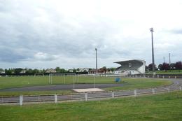 Ruffec (16 - France) Stade Henri Lacombe - Stadiums
