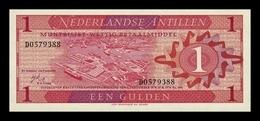 Antillas Holandesas Netherlands Antilles 1 Gulden 1970 Pick 20 SC UNC - Netherlands Antilles (...-1986)