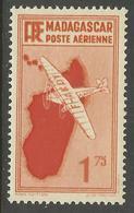 MADAGASCAR 1935 YT PA 4** - Madagascar (1889-1960)