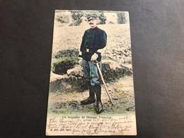 CPA 1900 Un Brigadier De Douane Français - Aduana