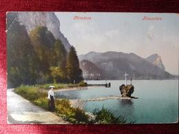 AUSTRIA / MONDSEE KREUZSTEIN / 1908 - Mondsee