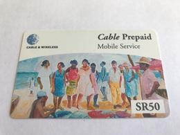 5:417 - Seychelles - Seychellen