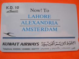 Télécarte Du Koweit - Koweït