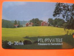 Télécarte De Finlande - Finland