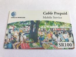 5:421 - Seychelles - Seychelles