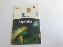 5:422 - Seychelles - Seychellen