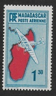MADAGASCAR 1935 YT PA 3** - Madagascar (1889-1960)