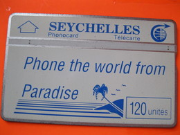Télécartes Des Seychelles - Seychelles