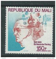 MALI  P. A.  N° 255 XX 20ème Anniversaire De La Mort De Sir A. Fleming Sans Charnière, TB - Mali (1959-...)