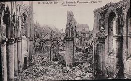 5260    14  18   ST QUENTIN  ??NON   ECRITE - Oorlog 1914-18