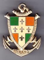 11° RAMa. 11° Régiment D'Artillerie De Marine. D.820. - Armée De Terre