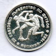 BULGARIA, 10 Leva, Silver, Year 1982, KM #144 - Bulgarije