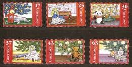 Guernsey Guernesey 1998  Yvertn° 796-801 *** MNH Noël Kerstmis Christmas Cote 10,50 Euro - Guernsey