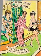 HUMOUR SEXY / DE LA MAUVAISE FEMME GARDE TOI BIEN ... - Humor