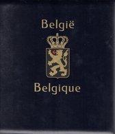 Album DAVO LX N° I Belgique Avec Boîtier Comme Neuf - Feuilles Avec Pochettes Transparentes Années 1849 à 1949 Inclus - Belgium