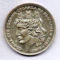 BULGARIA, 20 Leva, Silver, Year 1979, KM #106 - Bulgarije