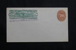 MEXIQUE - Entier Postal Illustré , Non Circulé  - L 61166 - Mexiko