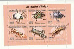 NIGER - N°1523/8 ** (2000) Insectes - Niger (1960-...)