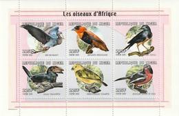 NIGER - N°1529/34 ** (2000) Oiseaux - Niger (1960-...)