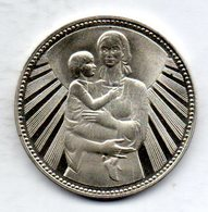 BULGARIA, 25 Leva, Silver, Year 1981, KM #134 - Bulgarije