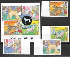 Somalia 2003 DOGS MNH - Somalia (1960-...)
