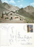 Valmalenco Sondrio - Rifugio Carate Bocchetta Delle Forbici - Cart.colori 18lug1975 - Italia