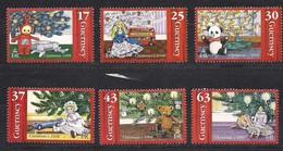 Guernsey Guernesey 1998  Yvertn° 796-801  ** MNH Cote 10,50 Euro Noël Christmas Kerstmis - Guernsey