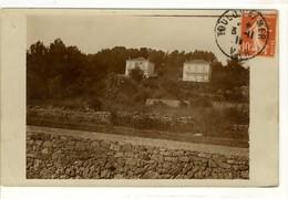 Carte Photo Ancienne Toulon ? - Bastide - Toulon
