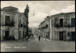 SORTINO (SIRACUSA) - QUATTRO CANTI 1969 - Siracusa