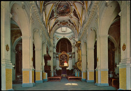 SORTINO (SIRACUSA) - INTERNO DELLA CHIESA MADRE 1974 - Siracusa