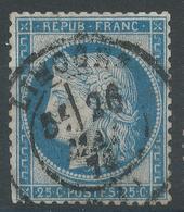 Lot N°55568  N°60, Oblit Cachet à Date De Limoges, Haute-Vienne (81) - 1871-1875 Cérès