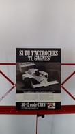 Ancienne Publicité De Presse De 1988 Marlboro Racing Service-Alain Prost - Automobile - F1