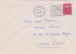 OMEC  25 Besançon R.P. AN.1 (annexe) «libération Des Camps De Concentration...» 21/04/1975 - 1961-....