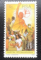 RSA  - (o) Used - Ref 11 - 1979 - Gezondheidsjaar - África Del Sur (1961-...)