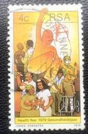 RSA  - (o) Used - Ref 11 - 1979 - Gezondheidsjaar - Afrique Du Sud (1961-...)