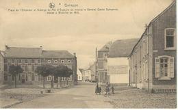 GENAPPE  : Place De L'Empereur Et Auberge Du Roi D'Espagne - Genappe