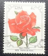 RSA  - (o) Used - Ref 11 - 1979 - Wereldrozencongres - África Del Sur (1961-...)