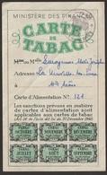 Carte De Tabac La Neuvelle Les Lure (F) - Documents